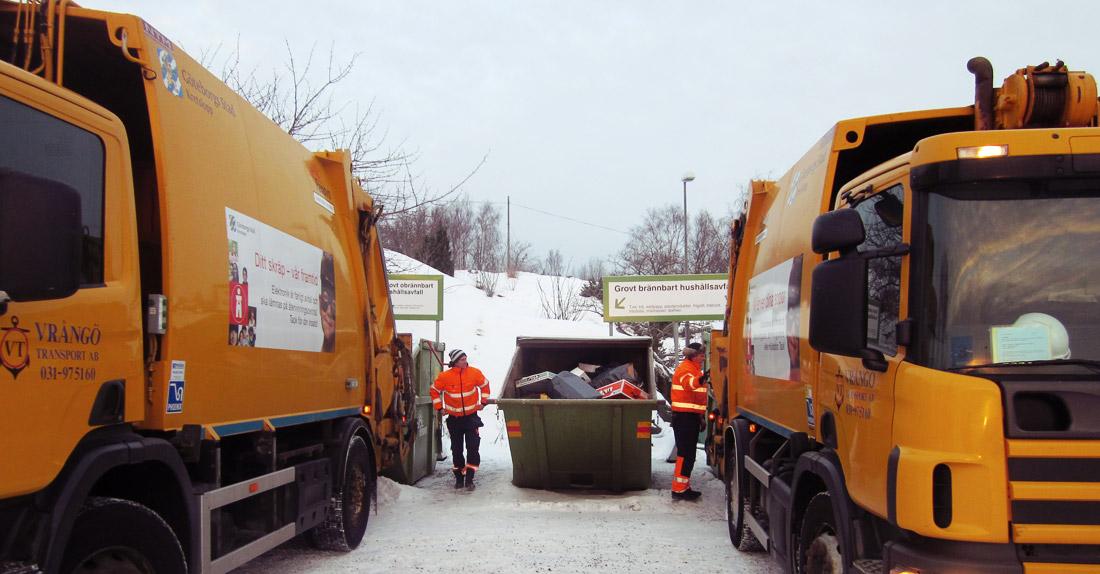 Ny webbplats åt Vrångö Transport