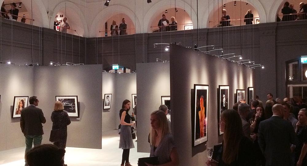 Invigning av Auktionsverket Kulturarena